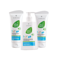 ALOE VERA baby sensitive set