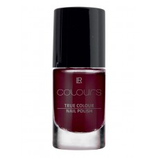 Lak za nohte True colour Black Cherry