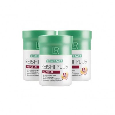 REISHI plus 3-pack